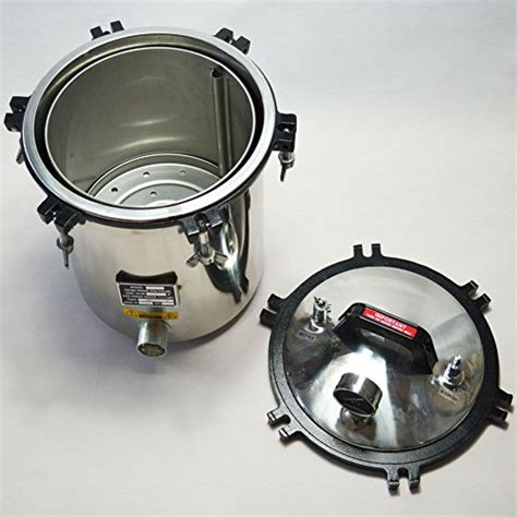 sterilize tattoo equipment with pressure cooker 18l steam autoclave sterilizer dental medical tattoo