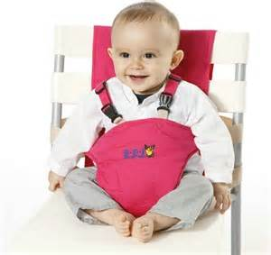 baby infant toddler portable foldable safety dinner seat