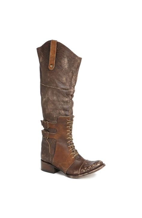 free bird boots freebird by steven saddle leather boot in brown brown