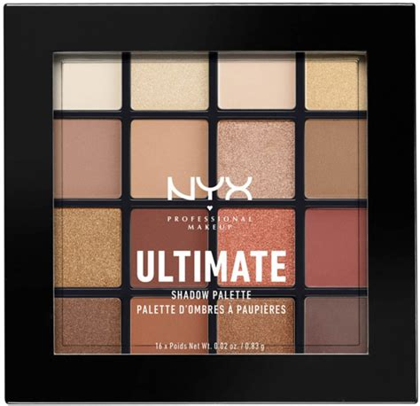 Nyx Bb By Sheena Store nyx professional makeup warm neutrals ultimate shadow