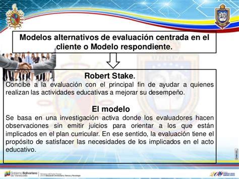 Modelo Curricular Robert Gagné Diapositivas Metodos Y Modelos Alternativos De Evaluacion Para Enviar