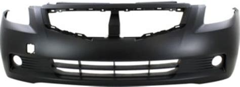 nissan altima coupe front bumper primed front bumper cover replacement for 2008 2009 nissan