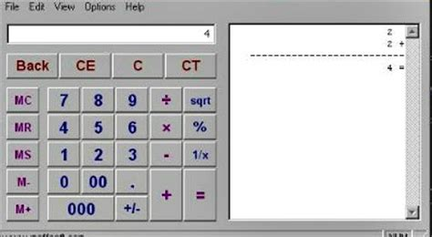 free online calculator quelques liens utiles