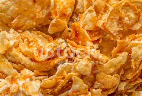 sweet  spicy indonesian chips emping blado stock