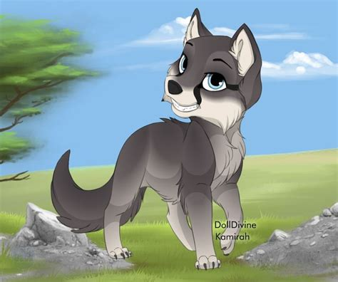 anime puppy anime wolves pups wolf puppy anime style by xxdark wolfxx on deviantart