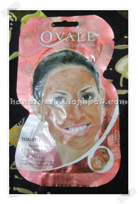 Grosir Masker Ovale Lemon crochet and lipstick 1st impression ovale mask