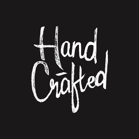 The Handcrafter - crafted stories handcrafted 1
