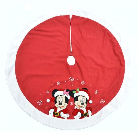 penguin themed tree skirt i loved this disney 48 quot tree skirt mickey and minnie shop your way