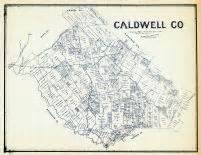 caldwell county 1896 atlas caldwell county 1896