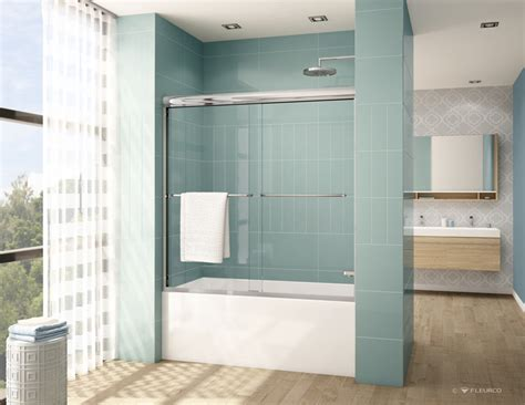 Banyo Shower Doors Fleurco Glass Shower Doors Banyo Cordoba Tub 60