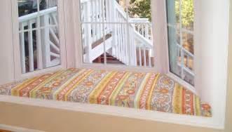 bay window seat cushions home design ideas