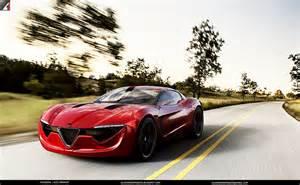 Alfa Romeo Design Divers Alfa Romeo 6c Design Afbeeldingen Autoblog Nl