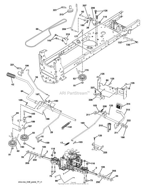 husqvarna tractor wiring diagram wiring diagram and