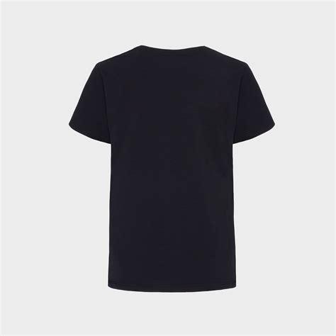 T Shirt Esthetique t shirt schwarz tasche wei 223 esth 233 tique muster schwarz