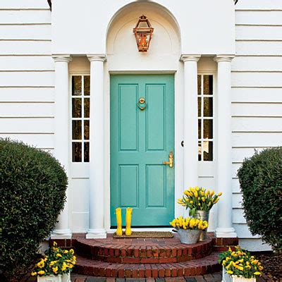 Choosing Front Door Color Sure Fit Slipcovers Choosing A Paint Color To Personalize Your Front Door