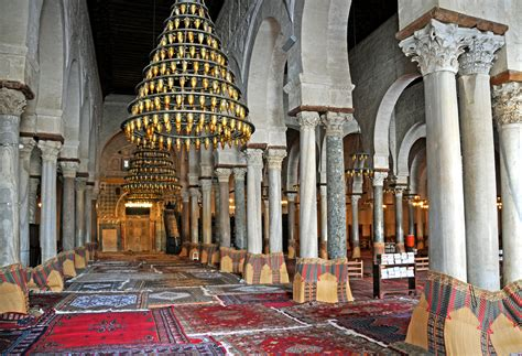 Of The Interior Description by File Great Mosque Of Kairouan Prayer Jpg Wikimedia