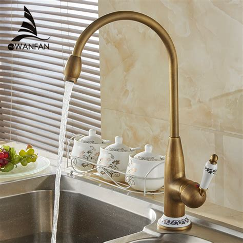 made in china custom wenzhou cheap faucet kitchen buy aliexpress com buy kitchen faucets antique bronze finish