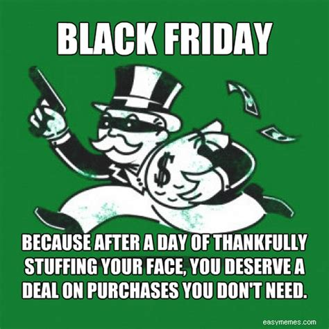Funny Black Friday Memes - funny black friday memes 07
