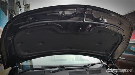 Peredam Suara Kap Mobil Kijang Kapsul wuling cortez 2018 review bukan gertakan sambal belaka