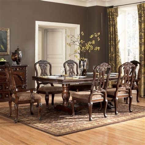 dining room elegant ashley furniture dining room set 1000 images about home dining room on pinterest casual