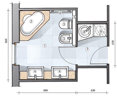 progetti per bagni bagno un progetto per renderlo pi 249 grande e ricavare l
