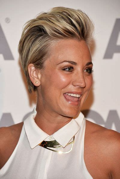 pictures of kaley cuoco sweeting short hair 17 best images about hairstyle on pinterest short