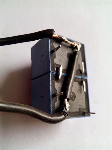 Alarm Motor Surabaya cara membuat kunci rahasia dengan sensor magnet alfath