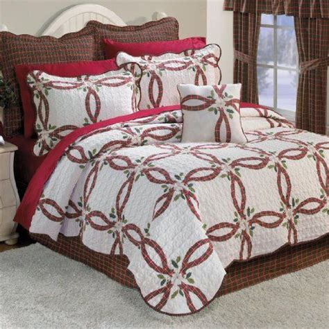 christmas comforter sets beautiful bedding for the