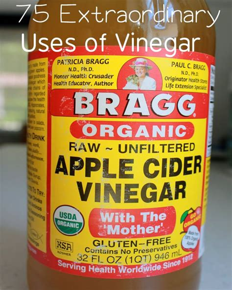 Apple Cider Vinegar Detox Headache by 25 Best Ideas About Uses Of Vinegar On Apple