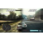 NFS Most Wanted 2005 Vs 2012  YouTube