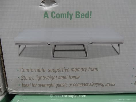 Folding Bed Costco Novaform Stowaway Folding Bed