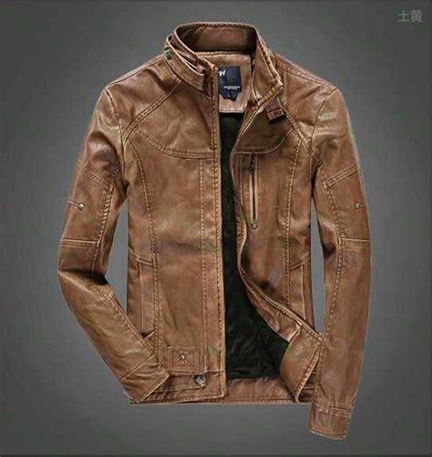 2018 2015 Sale Brand Motorcycle Leather Jackets Men