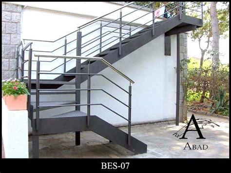 barandilla escalera exterior barandillas de hierro barandas de hierro para escaleras