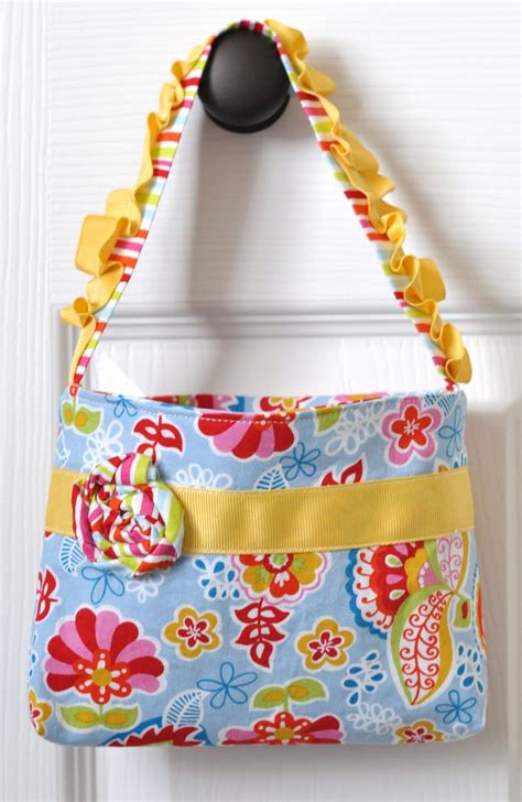 tote bag pattern for toddler if i can do it you can do it toddler purse tutorial