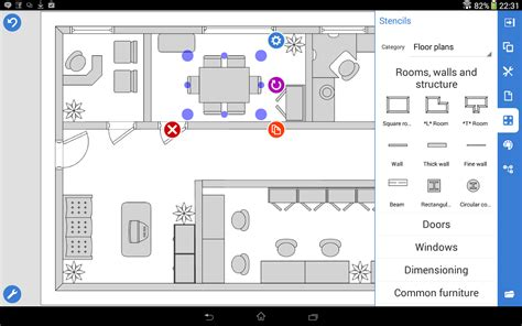 floor layout app grapholite floor plans android apps op google play