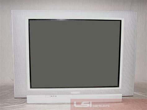 Tv Crt Flat philips 27pt643r 27 034 flat screen crt tv television ebay