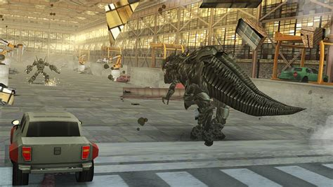 film robot dinosaurus dena announces upcoming transformers age of extinction