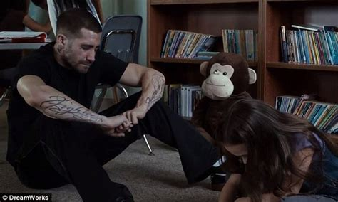 back tattoo billy hope how jake gyllenhaal got ripped for southpaw by trainer