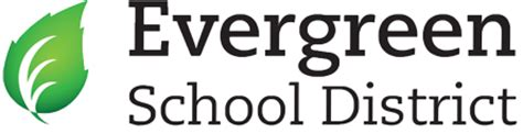 Evergreen School District Calendar Evergreen School District
