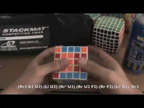 tutorial rubik s cube 4x4 indonesia kosasihsenantri