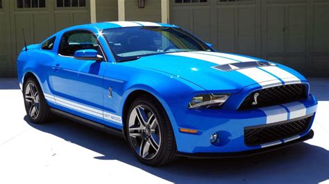 future find 2010 shelby gt 500