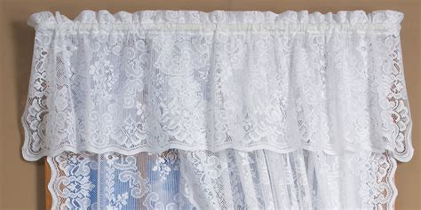 lace curtains online shopping lace valances balloon shades swags m valances
