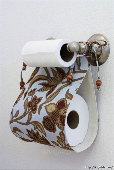 clever toilet paper holders 30 unique exles of diy toilet paper holder