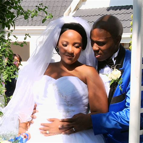 mzansi perfet wedding latest pictures young our perfect wedding a hit the citizen