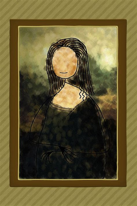 Gamis Monalisa Abstract Green mona simply beautiful iphone wallpapers