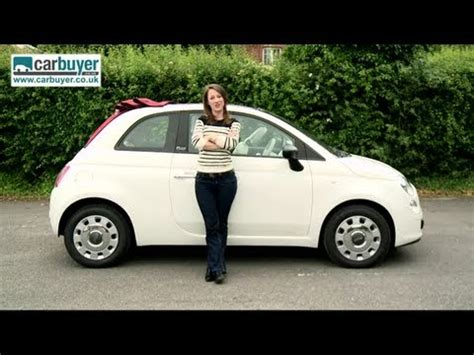 Fiat C500 by Fiat 500c Convertible Review Carbuyer