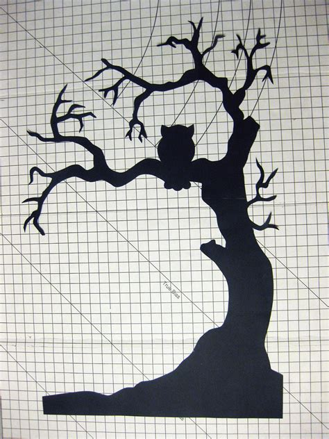 window silhouettes template decorations spooky silhouettes hairstyles