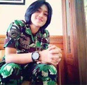 tentara wanita indonesia cantik tni wartasolocom