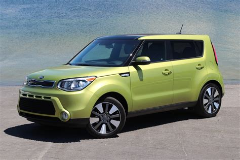 Kia Soul 2014 Electric 2015 Kia Soul Ev To Be Sold In U S Korean Electric Car