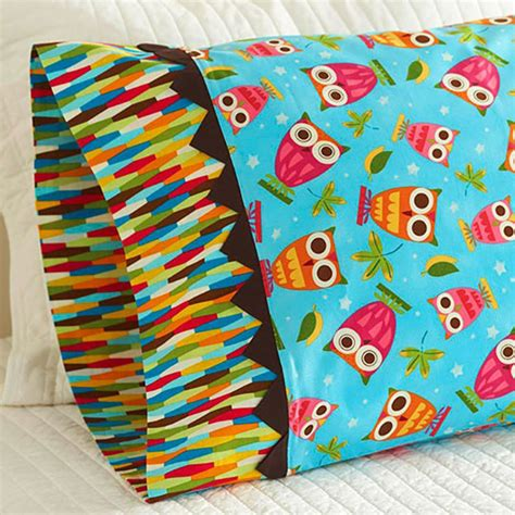 How To Make A Pillow Slip by Sewing Projects For The Home Diy Pillowcase Ideas Diy
